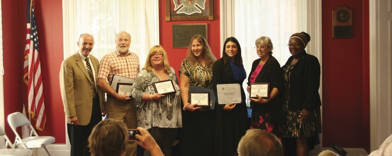 Catholic Charities Honors Fort Plain Residents for Flood Recovery Efforts