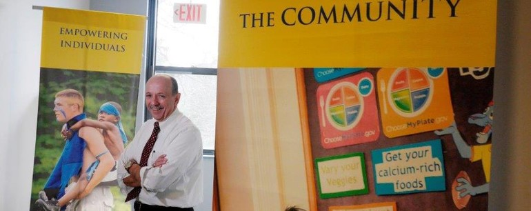 Charities CEO Vince Colonno: a Devotion to Helping Others